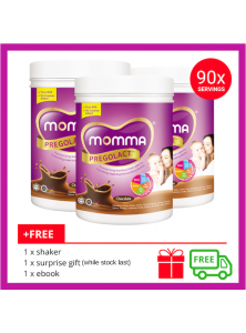 Milk For Pregnant Mother: Chocolate (3 Unit)
