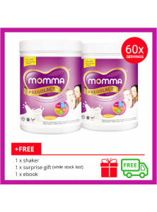 Milk For Pregnant Mother: Vanilla Bliss (2 Unit)