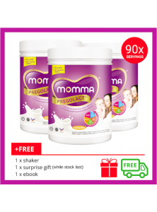 Milk For Pregnant Mother: Vanilla Bliss (3 Unit)