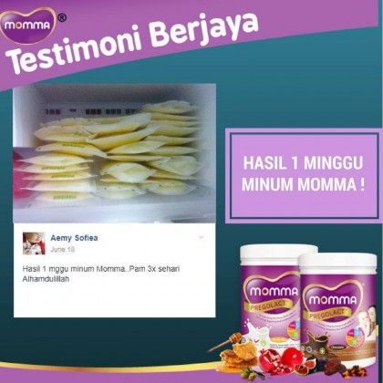 MOMMA® Pregolact® - Trial Pack 20g (2 Unit)